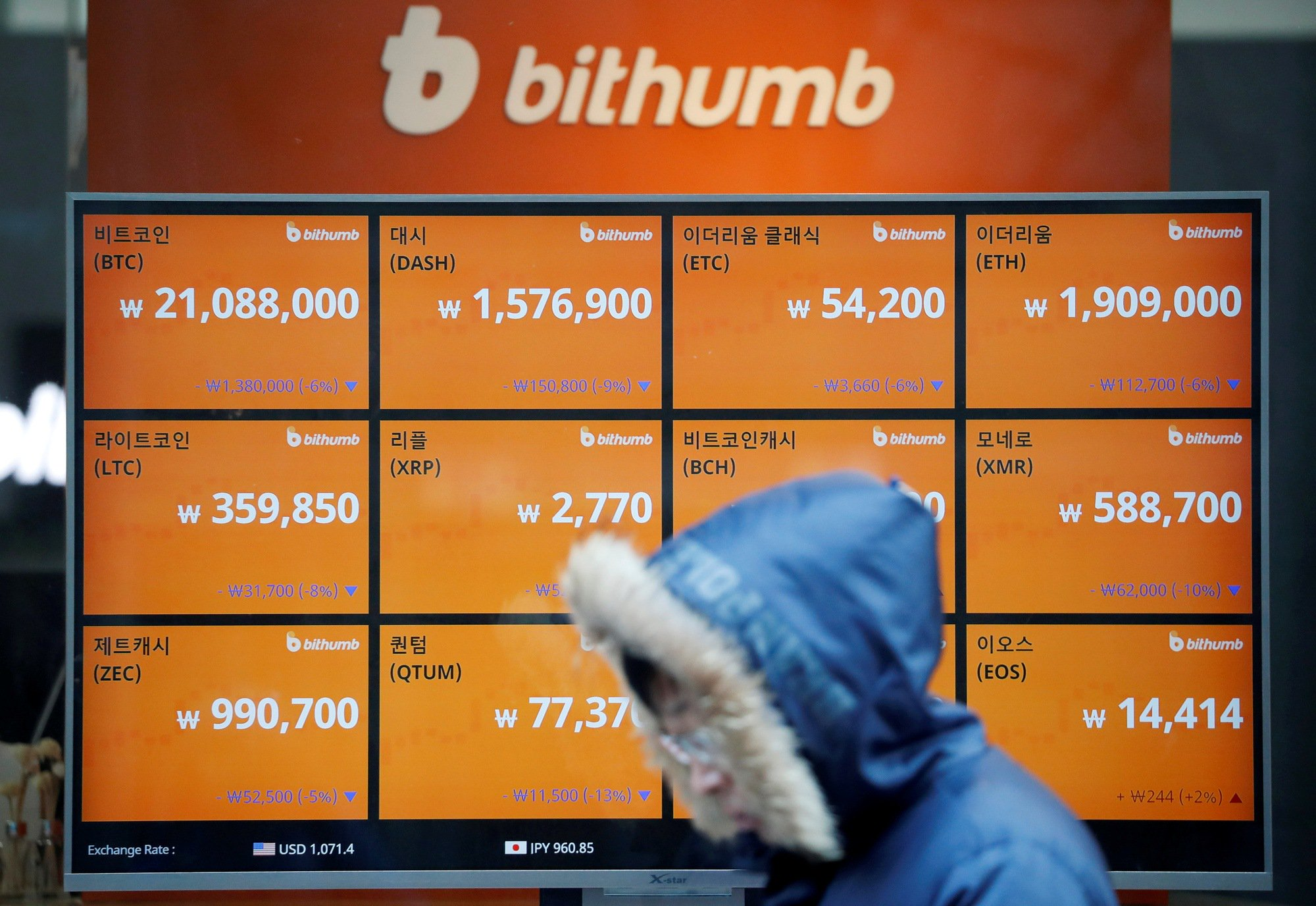 $20 Million Bithumb Hack Exposes Alarming Threat to Bitcoin Exchanges